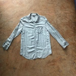 Nordstrom Rubbish Button Down Shirt